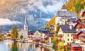 [Ảnh] Vào thu, chiêm ngưỡng 10 thành phố quyến rũ nhất châu Âu