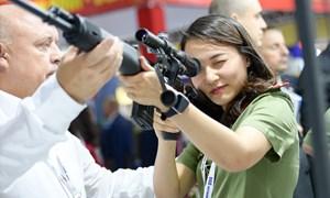 [Video] Ngắm dàn vũ khí tối tân tại Triển lãm Quốc phòng và An ninh Việt Nam 2019