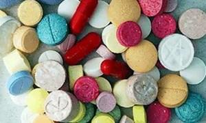 Bắt giữ 2 đối tượng vận chuyển 6.000 viên ma túy