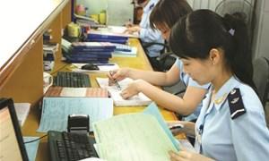 [Infographics] Thủ tục giám sát hải quan đối với hàng miễn thuế trên các chuyến bay quốc tế đi và đến Việt Nam ?