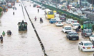 Châu Á thiệt hại nặng vì thiên tai