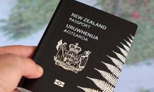 [Video] Hộ chiếu New Zealand quyền lực nhất thế giới