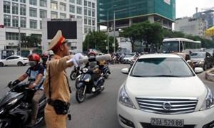 [Video] Hạn chế nhiều tuyến đường phục vụ trận đấu Việt Nam-Malaysia