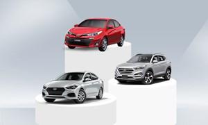 [Infographics] Top xe bán chạy tháng 9 - Hyundai và VinFast