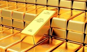 Thị trường vàng thế giới đi xuống trong phiên giao dịch đầu tuần
