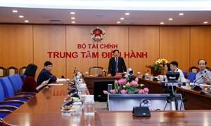 Bộ Tài chính tiếp tục đẩy mạnh công tác giải ngân vốn đầu tư công nguồn vay nước ngoài