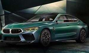 [Ảnh] BMW M8 Gran Coupe: Siêu sedan mạnh 625 mã lực