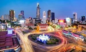 [Infographics] Kinh tế TP. Hồ Chí Minh vững phong độ 5 năm qua
