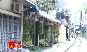 [Video] Hàng lang đường sắt Hà Nội đã trở nên thông thoáng