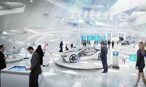 [Video] Bên trong bảo tàng Tương Lai ở Dubai được thiết bắt nguồn từ