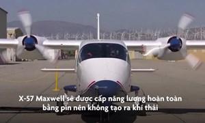[Video] Máy bay chạy điện đầu tiên có gì đặc biệt?