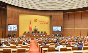 [Infographics] Những nội dung chính của Kỳ họp thứ 10, Quốc hội khóa XIV