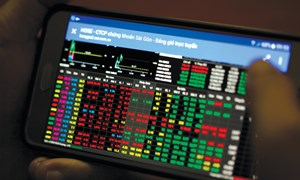 Số liệu thị trường chứng khoán tháng 9 năm 2019