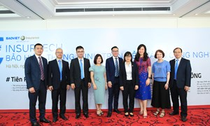 Bảo hiểm Bảo Việt ra mắt bảo hiểm thông minh trên nền tảng công nghệ số