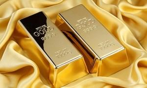 Giá vàng trong nước ngược chiều với thế giới