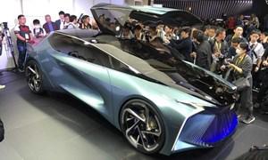 [Ảnh] Những mẫu xe concept độc đáo tại Tokyo Motor Show 2019