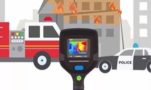 [Video] Camera nhiệt hoạt động như thế nào?