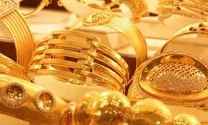 Giá vàng thế giới quay đầu giảm mạnh do dòng tiền đảo chiều