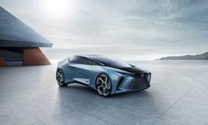 [Video] Lexus trình làng mẫu xe điện hạng sang đến từ tương lai