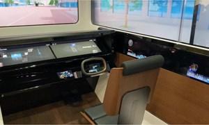 [Video] Trải nghiệm mô hình xe tự lái của Mitsubishi