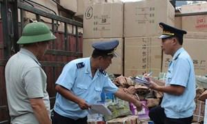 Thu cho ngân sách 55,540 tỷ đồng từ hoạt động chống buôn lậu trong tháng 10