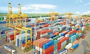 Tổng trị giá xuất nhập khẩu hàng hoá của Việt Nam trong tháng 10 đạt 51,2 tỷ USD