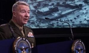 [Video] Lầu Năm Góc công bố video cuộc đột kích nghẹt thở tiêu diệt thủ lĩnh IS