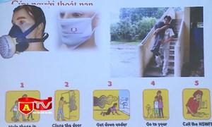 [Video] Bất cập trong việc lồng ghép kỹ năng phòng cháy chữa cháy vào giảng dạy