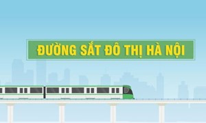 [Video] 3 tuyến đường sắt đô thị Hà Nội được kéo dài 59 km