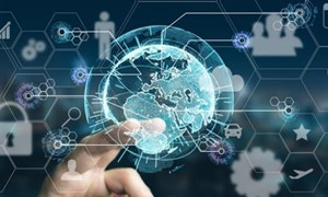 [Infographics] 4 công nghệ số tiêu biểu thúc đẩy chuyển đổi số