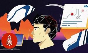 [Video] Mũ bảo hiểm tích hợp khoa học thần kinh và AI để hỗ trợ lái xe
