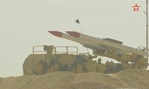[Video] Ai Cập phóng tên lửa Nga hạ UAV phương Tây