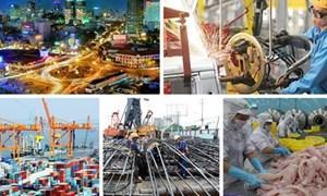 [Infographics] Mục tiêu phát triển kinh tế - xã hội năm 2021