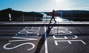 8 đường biên giới lạ thường trên thế giới