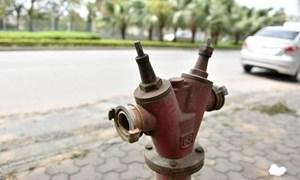[Video] Vì sao nhiều trụ nước cứu hỏa