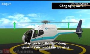 [Video] Máy bay trực thăng hoạt động như thế nào?