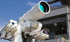 [Video] Vũ khí laser ATHENA bắn hạ máy bay không người lái