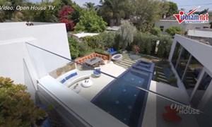 [Video] Ngôi biệt thự rộng rãi, sang trọng nhờ thiết kế không gian mở, liền mạch
