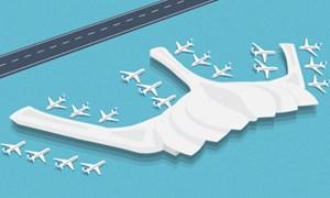 [Infographics] Sân bay Long Thành được đầu tư như thế nào?