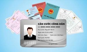 [Video] Năm 2020: Đồng loạt cấp thẻ Căn cước công dân trên cả nước