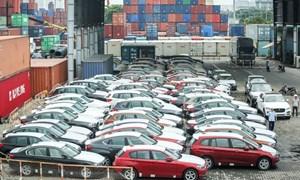 Ô tô nhập khẩu trong tháng 10 tăng 7,8%
