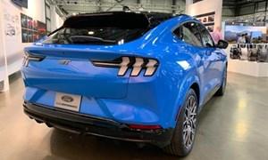 [Video] Ford ra mắt phiên bản xe điện mang tên Mustang huyền thoại