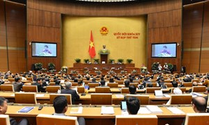 [Video] 10 Luật được Quốc hội thông qua tại kỳ họp thứ 9 khóa XIV