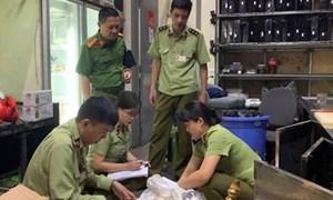 [Video] Phát hiện xử lý gần 6.600 vụ hàng lậu, hàng giả, gian lận thương mại