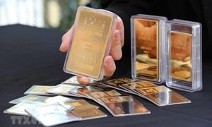 Giá vàng tăng mạnh sau khi Fed cam kết hỗ trợ nền kinh tế Mỹ