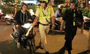 [Video] Lực lượng 141 công an TP. Hà Nội tập trung trấn áp tội phạm dịp cuối năm