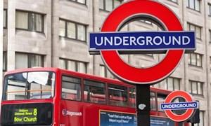 [Video] Hệ thống tàu điện ngầm bí mật tại London