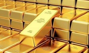 Giá vàng có tín hiệu đi lên khi đã bắt đáy