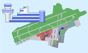 [Infographics] Nhà ga T3 Tân Sơn Nhất được thiết kế như thế nào?