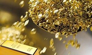 Tín hiệu bất ngờ từ Mỹ khiến vàng thế giới tăng mạnh